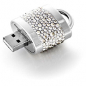 Cristal SWAROVSKI : Lock Out Clé USB