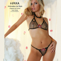 Lingerie : String Vierge