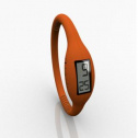 Montres : Montre digitale Unisex Silicone - Orange