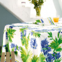 "Linge de Table : Collection ""Delphinium"""