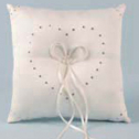 "Mariage : Coussin ""Lagon"""